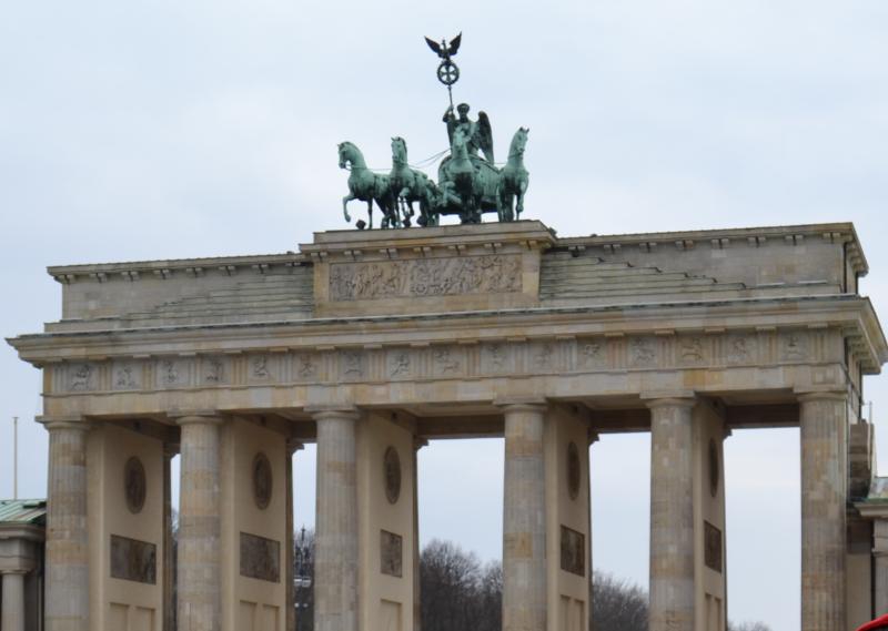 Puerta de Brandenburgo - Berlín